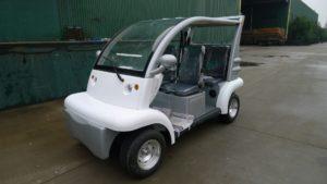 Golf Cars Premium 4S