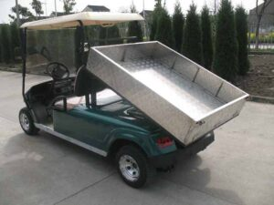 Utility Electric Vehicles